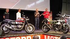 Motorrad Messe Dortmund 2019