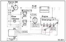 1988 Isuzu Trooper Diesel Conversion Wiring Diagrams