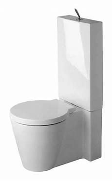 stand wc mit spuelkasten duravit starck 1 stand wc kombination 415 x 640 mm