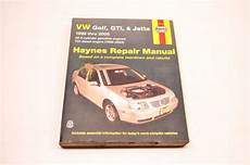 service repair manual free download 2005 volkswagen gti transmission control vw golf gti jetta 1999 thru 2005 repair manual haynes 96018 for sale online ebay