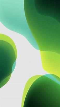 Ios 13 Wallpaper Green