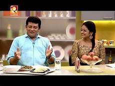 Kitchen In Amrita Tv by Annies Kitchen With Jayakumar Preetha Roasted Mashroom