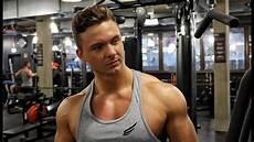 Brust Bizeps Schulter In Der Defi Vlog 239