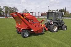 wiedenmann kehrmaschine f 252 r kleine traktoren