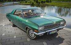 Opel Enters Classic Event With His Own Diplomat A V8