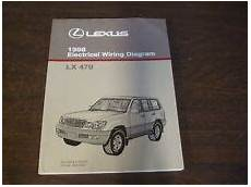 free car repair manuals 2003 lexus lx parking system lexus lx repair manual ebay