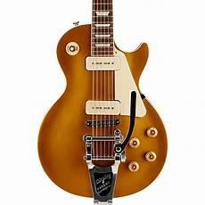 gold top guitar gibson les paul traditional gold top electric guitar with p90s musician s friend