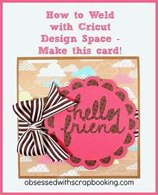 video cricut explore design space weld and shadow