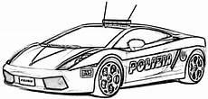 crime stopper car coloring page car car