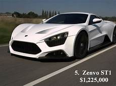 What Is The Most Expensive Vehicle by Most Expensive Cars In The World Top 10 List 2012 2013