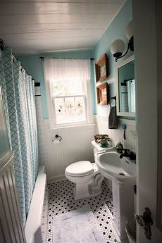 decoration ideas for small bathrooms 30 pictures of small hexagon bathroom tile designs
