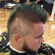 30 mohawk hairstyles for men men s hairstyles haircuts 2017