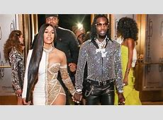 cardi b and offset house