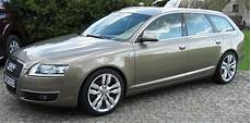 2007 audi a6 avant 4f c6 pictures information and
