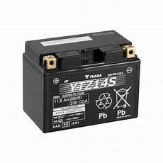 Yuasa Batterie Moto 12v 11 2ah Ytz14s Pilesminute