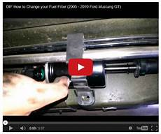 Diy How To Change Your Fuel Filter 2005 2010 Ford