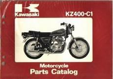 used kawasaki motorcycle parts used 1978 kawasaki kz400c1 special motorcycle parts manual