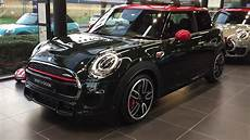 2017 mini cooper s cooper works 3 door exterior and