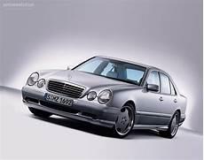 mercedes e 55 amg w210 specs 1997 1998 1999