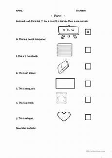 free worksheets pronouns 18678 starters reading and writing paper worksheet free esl printable worksheets made by teachers