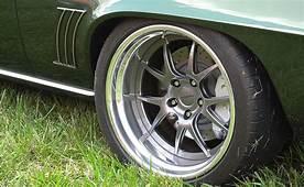 Chris Kinkers Fathom Green 69 Camaro On Forgeline GA3 Wheels