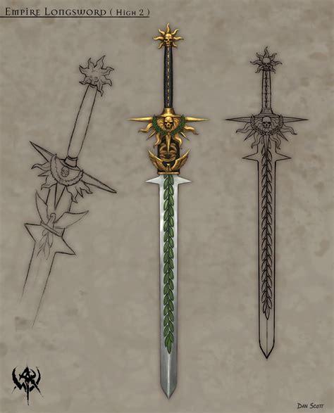 Warhammer Weapon Art