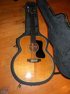electric guitars made in usa usa made guild f212xl acoustic electric guitar with ohsc international shipping ebay