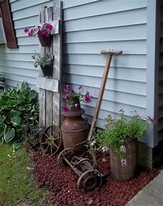 Gartendeko Aus Alten Sachen - gartendeko aus alten sachen 31 kreative ideen zum nachmachen