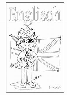 Ausmalbilder Englisch Grundschule Deckblatt Englisch Kostenlos Design Bestimmt F 252 R