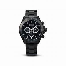 boss uhren herren schwarz hugo mens chronograph hb 1512961 mens watches