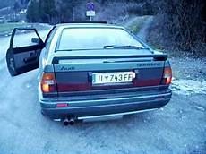 Audi Coupe Quattro Typ 85 Mit V2a Abgasanlage