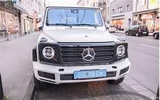 Mercedes G Klasse 2019 24 February 2018 Autogespot
