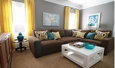 Welche Farbe Passt Zu Braun Wandfarbe - teal and grey living room teal and grey living room ideas