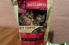 real nature wilderness kitten trockenfutter im test 2019