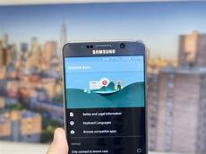 the samsung galaxy note 5 and android auto android central