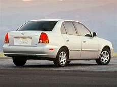 Hyundai Accent 2003 Review