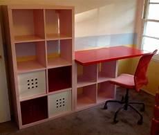 Kallax Desk Ikea Hackers Ikea Hackers