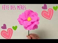 fleur papier crepon comment faire une fleur en papier cr 233 pon diy cadeau