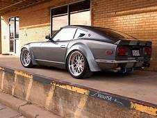 600hp Silver 240Z 2 By Datsunfreak On DeviantART  Iphone