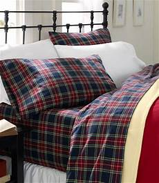 heritage chamois flannel sheet plaid sheet sets free shipping at l l bean for love of