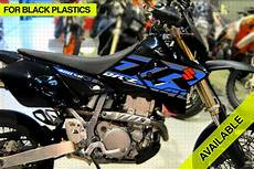 2017 Drz400sm Graphic Kit Drz400s Drz 400sm Black Ebay