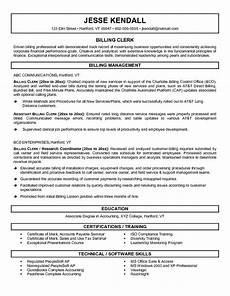 7 resume format for medical billing sle travel bill