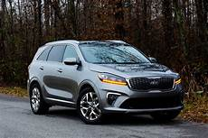 2019 kia sorento price 2019 kia sorento sxl v6 awd review in the clouds