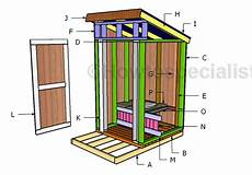 oh100 out house plans construction out house design 19 practical outhouse plans for your grid homestead
