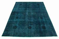 vintage teppich blau vintage teppich blau in 380x290 1001 3532 bei carpetido