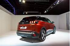 New 2016 Peugeot 3008 Gallery