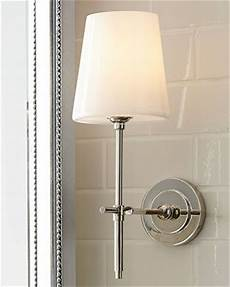 tob by thomas o brien bryant sconce with glass shade bathroom light fixtures bathroom sconces