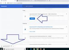 how to auto resume failed file download feature chrome browser