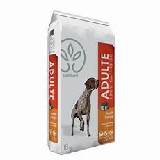 croquettes pour chiens recette energie 18 kg plantes et
