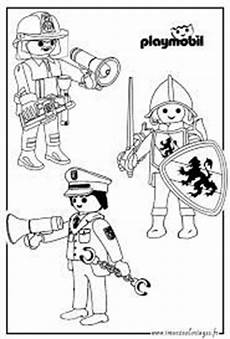 coloriages coloring sheet playmobil tableau des gar 231 ons